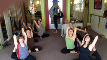 Yoga for Healthy Hormones Workshop