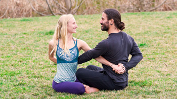 Couples Yoga for Fertility Workshop