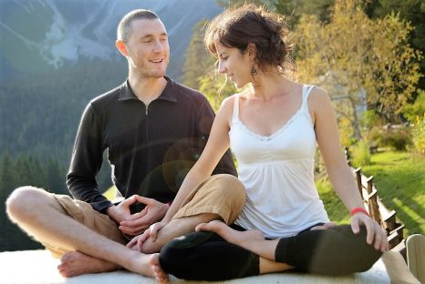 Yoga for Fertility Valentine's Workshop for Couples